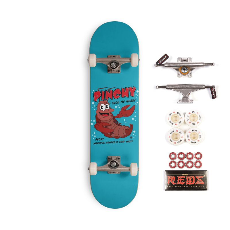 Pinchy Accessories Complete - Pro Skateboard by MAXIMOGRAFICO — collection