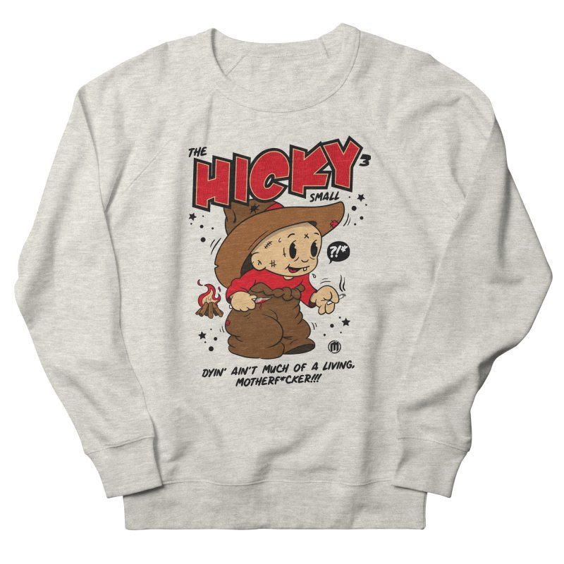 Hicky Men's French Terry Sweatshirt by MXM — collection