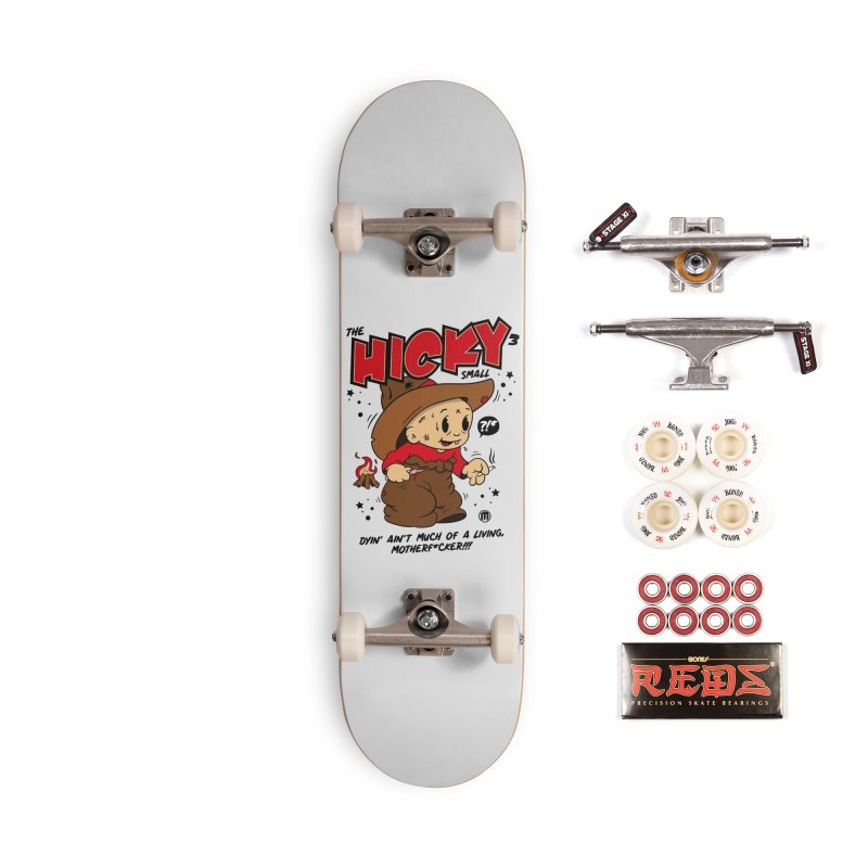 Hicky Accessories Complete - Pro Skateboard by MAXIMOGRAFICO — collection