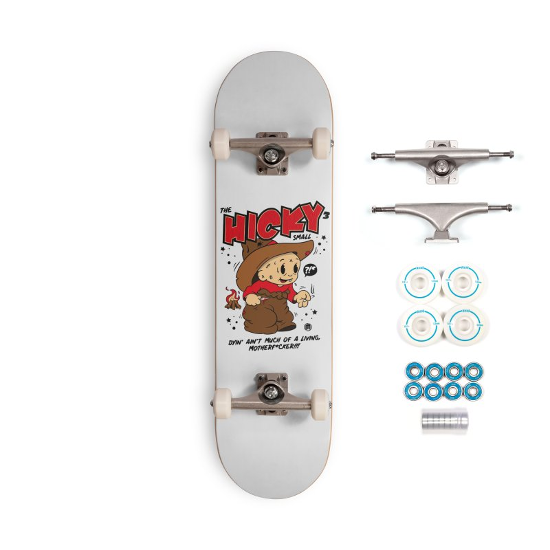 Hicky Accessories Skateboard by MXM — collection