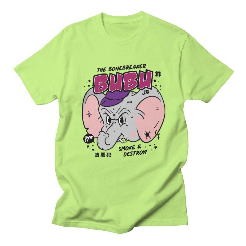 Bubu Men's T-Shirt by MAXIMOGRAFICO — collection