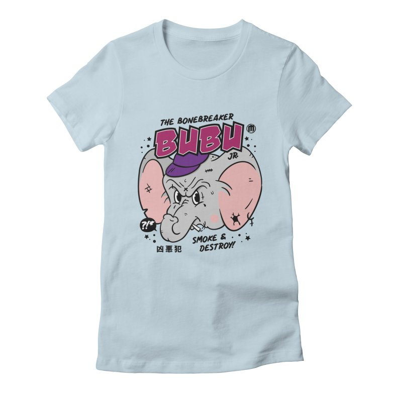 Bubu Women's T-Shirt by MAXIMOGRAFICO — collection