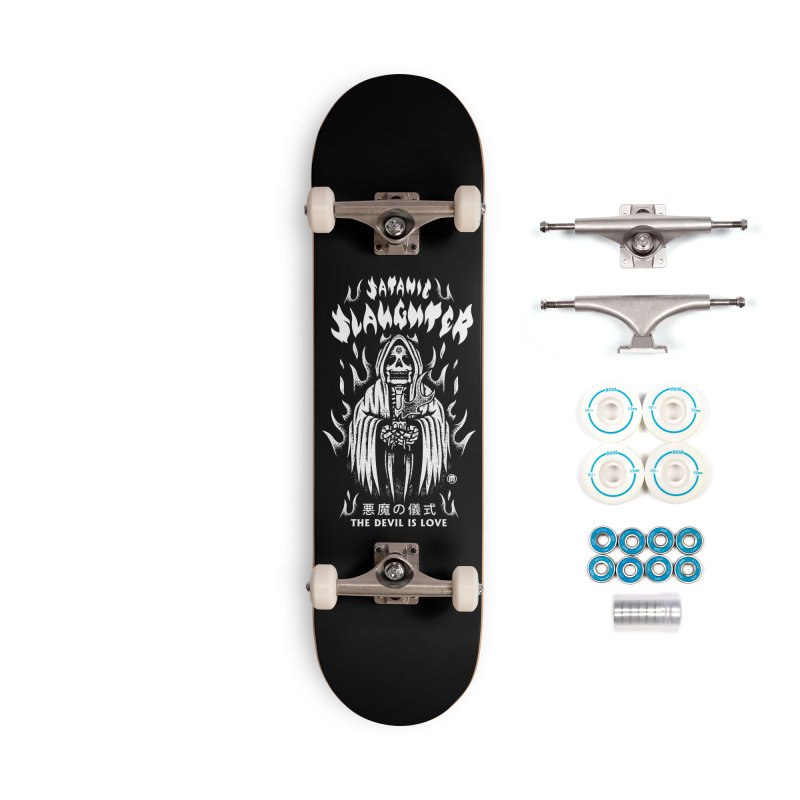Slaughter Accessories Complete - Basic Skateboard by MAXIMOGRAFICO — collection