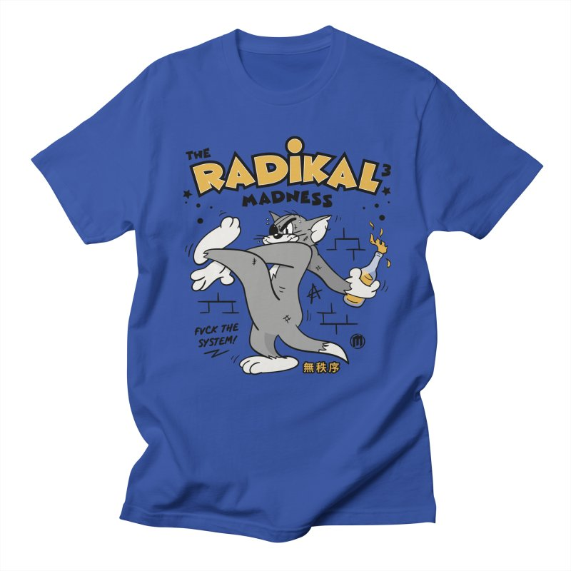 Radikal Madness Men's T-Shirt by MAXIMOGRAFICO — collection