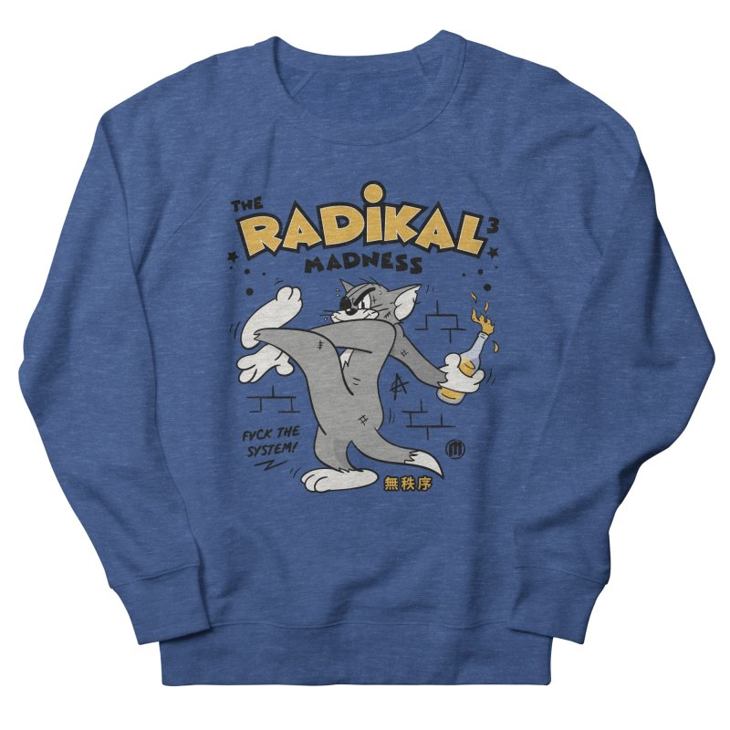 Radikal Madness Men's Sweatshirt by MAXIMOGRAFICO — collection