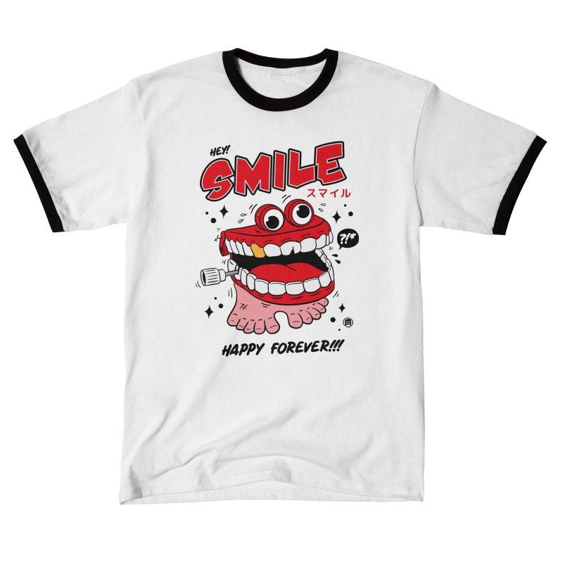 Smile Jumper Men's T-Shirt by MXM — ltd. collection