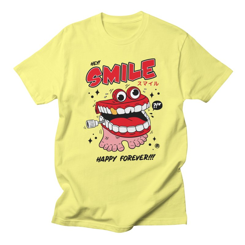 Smile Jumper Men's T-Shirt by MAXIMOGRAFICO — collection