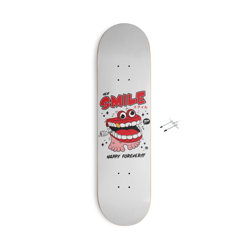 Smile Jumper Accessories Skateboard by MXM — collection