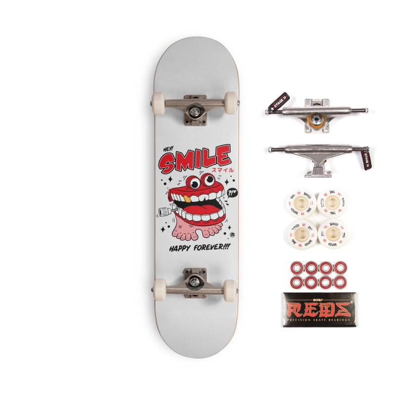 Smile Jumper Accessories Complete - Pro Skateboard by MXM — collection