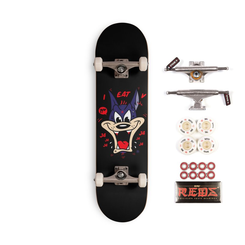 The Hunter Accessories Complete - Pro Skateboard by MXM — ltd. collection