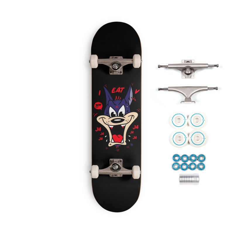 The Hunter Accessories Complete - Basic Skateboard by MXM — ltd. collection