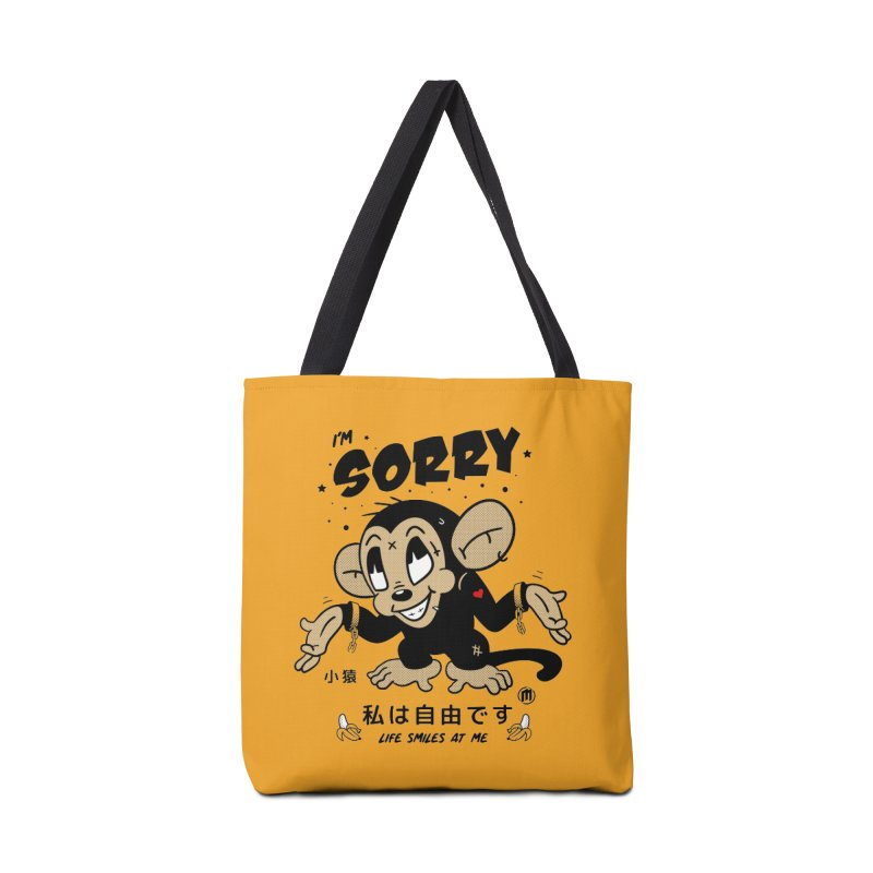 Life smiles Accessories Tote Bag Bag by MXM — collection