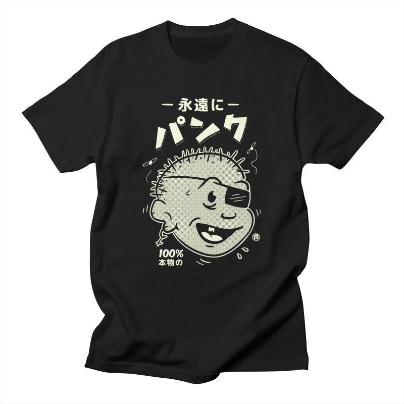 いつもパンク Men's T-Shirt by MXM — collection