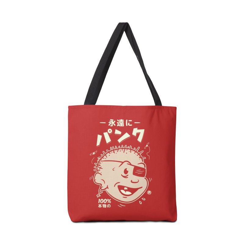 いつもパンク Accessories Tote Bag Bag by MXM — collection