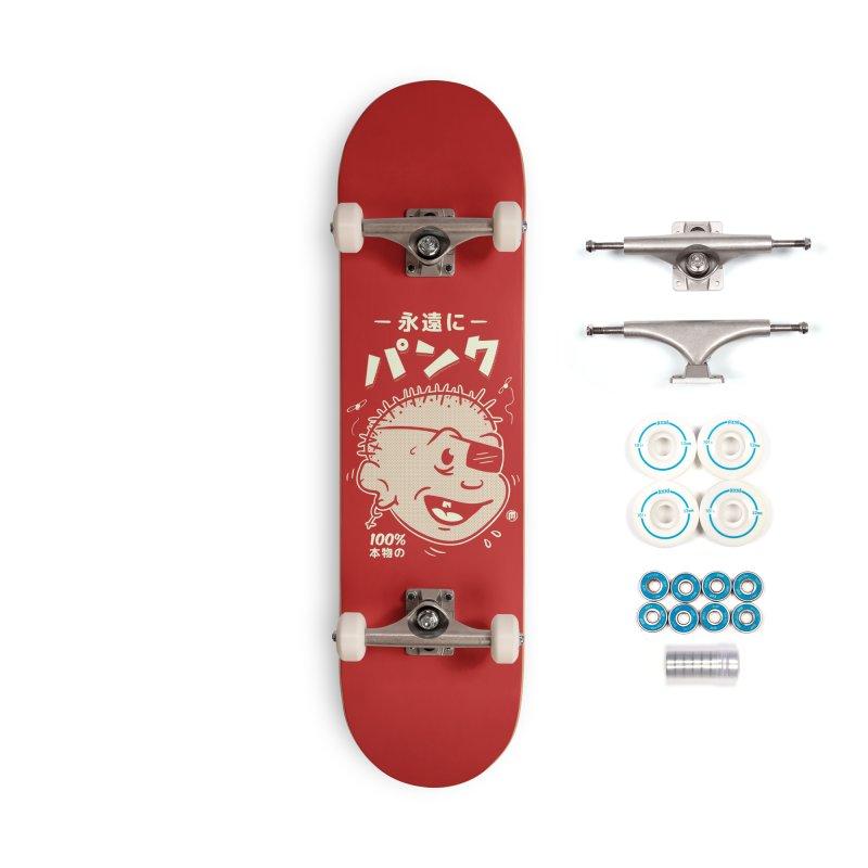いつもパンク Accessories Skateboard by MXM — collection