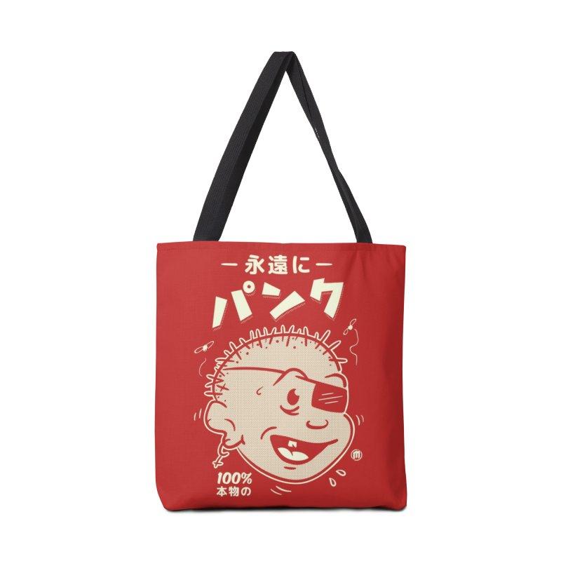 いつもパンク Accessories Tote Bag Bag by MXM — ltd. collection