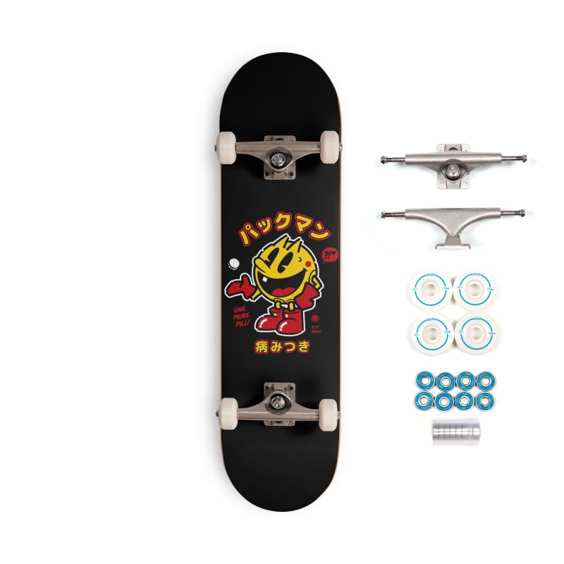One more Pill! Accessories Complete - Basic Skateboard by MXM — ltd. collection