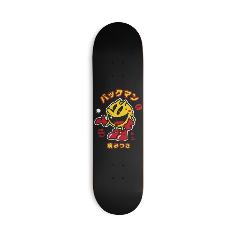 One more Pill! Accessories Deck Only Skateboard by MXM — ltd. collection