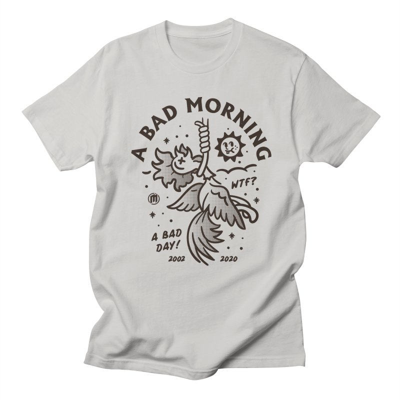 A Bad Morning Men's Regular T-Shirt by MXM — collection