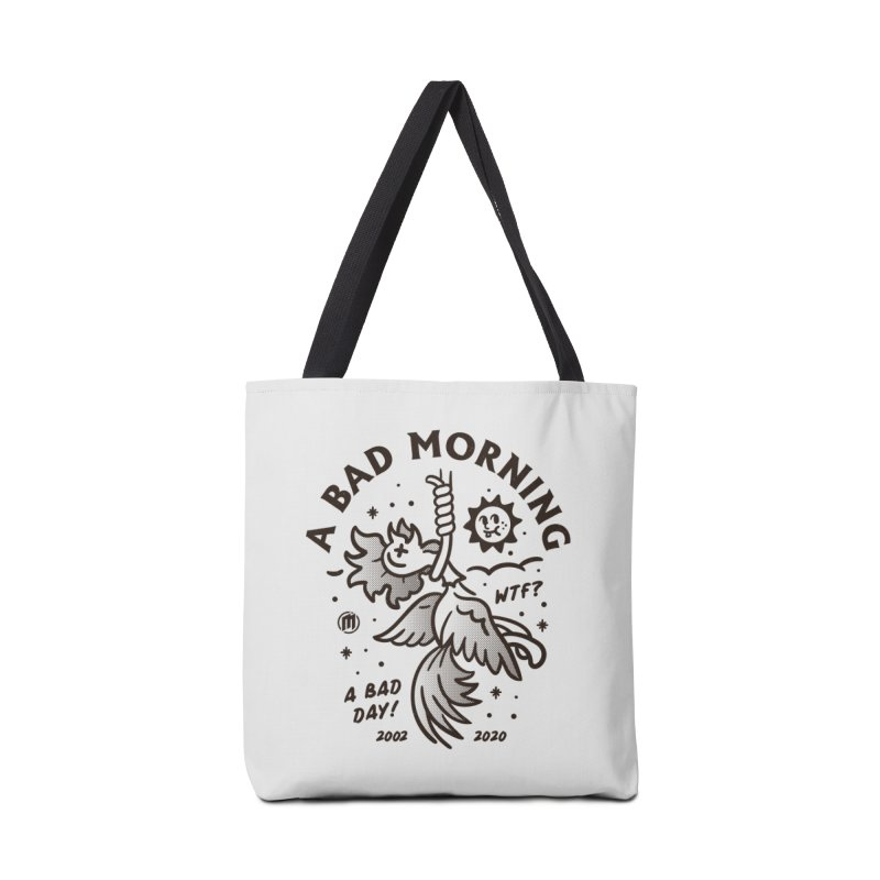 A Bad Morning Accessories Tote Bag Bag by MXM — collection