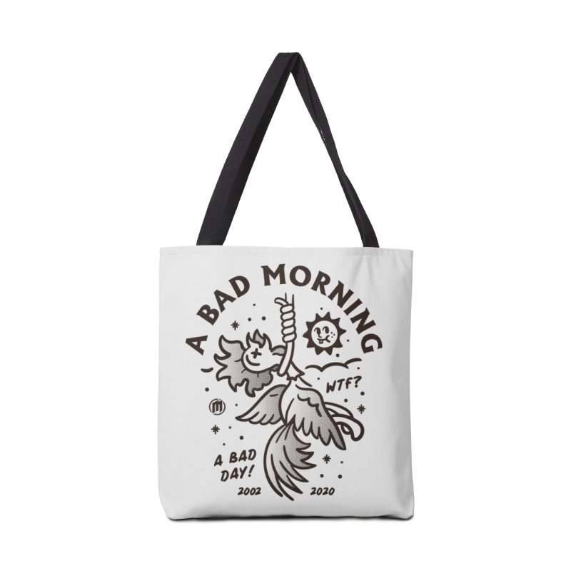 A Bad Morning Accessories Bag by MXM — ltd. collection
