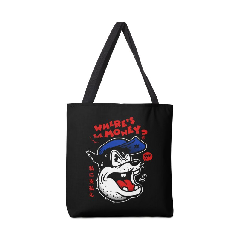 Where's the Money? Accessories Tote Bag Bag by MXM — collection