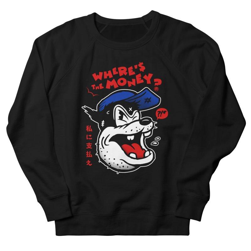Where's the Money? Men's Sweatshirt by MXM — ltd. collection