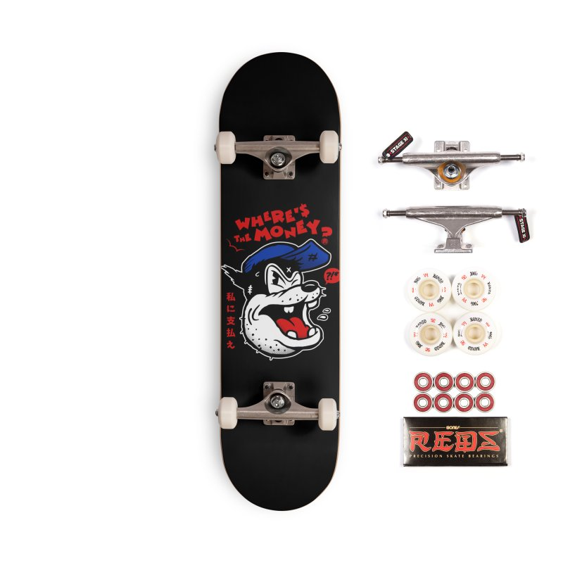 Where's the Money? Accessories Complete - Pro Skateboard by MXM — collection