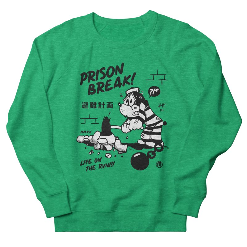 Prison Break Men's Sweatshirt by MXM — ltd. collection