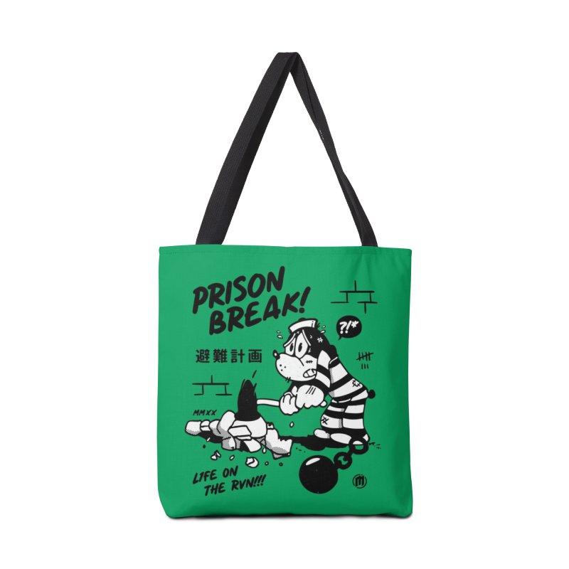 Prison Break Accessories Tote Bag Bag by MXM — ltd. collection