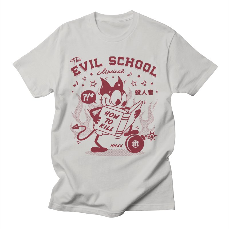The Evil School   by MAXIMOGRAFICO Ltd. Collection