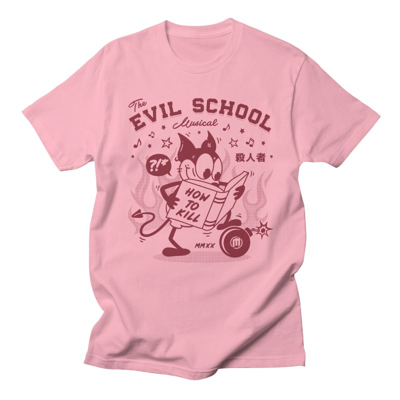 The Evil School Men's T-Shirt by MXM — ltd. collection