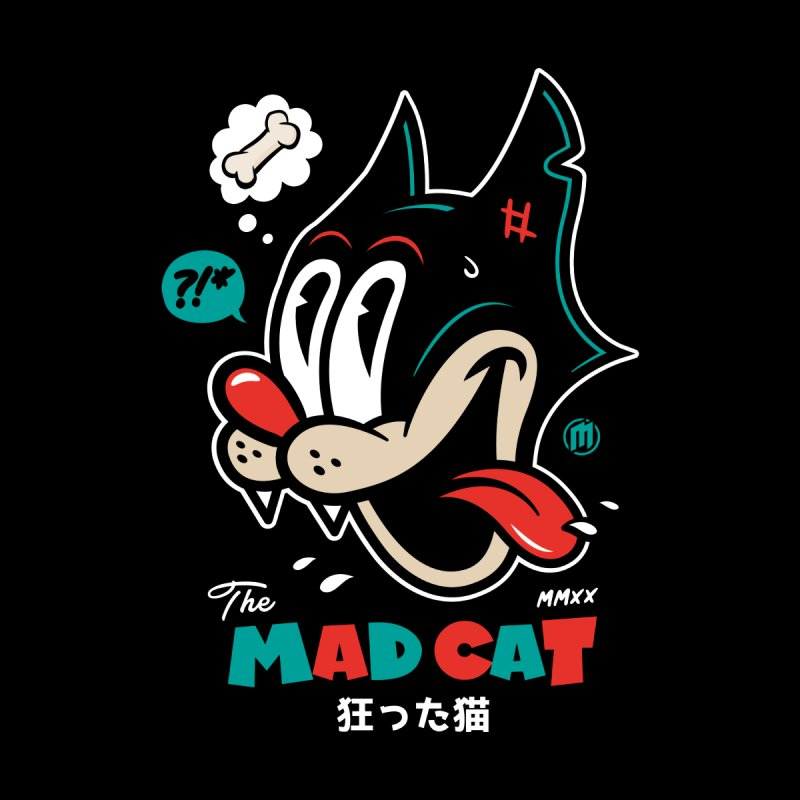 The Mad Cat Accessories Skateboard by MXM — ltd. collection
