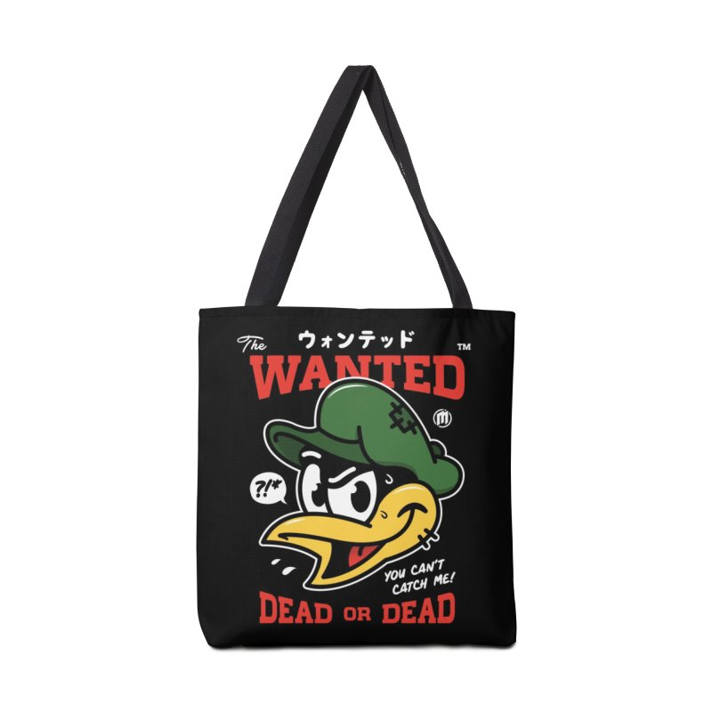 The Wanted™ Accessories Tote Bag Bag by MXM — ltd. collection