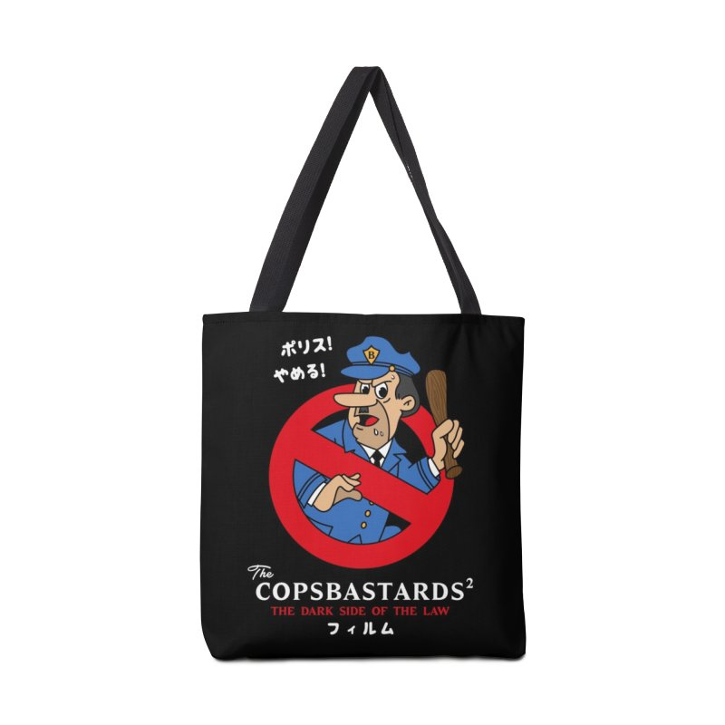 CopsBastards Accessories Tote Bag Bag by MXM — ltd. collection