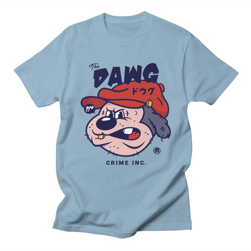 The Dawg Men's Regular T-Shirt by MXM — ltd. collection