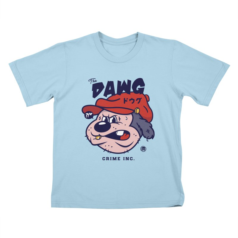 The Dawg Kids T-Shirt by MXM — ltd. collection