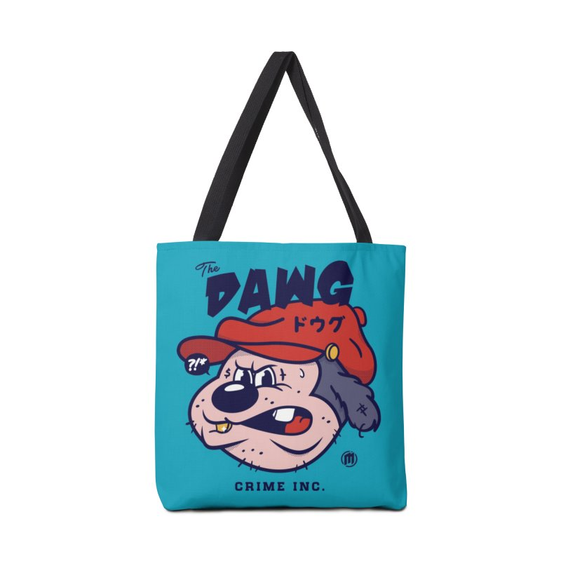 The Dawg Accessories Tote Bag Bag by MXM — ltd. collection