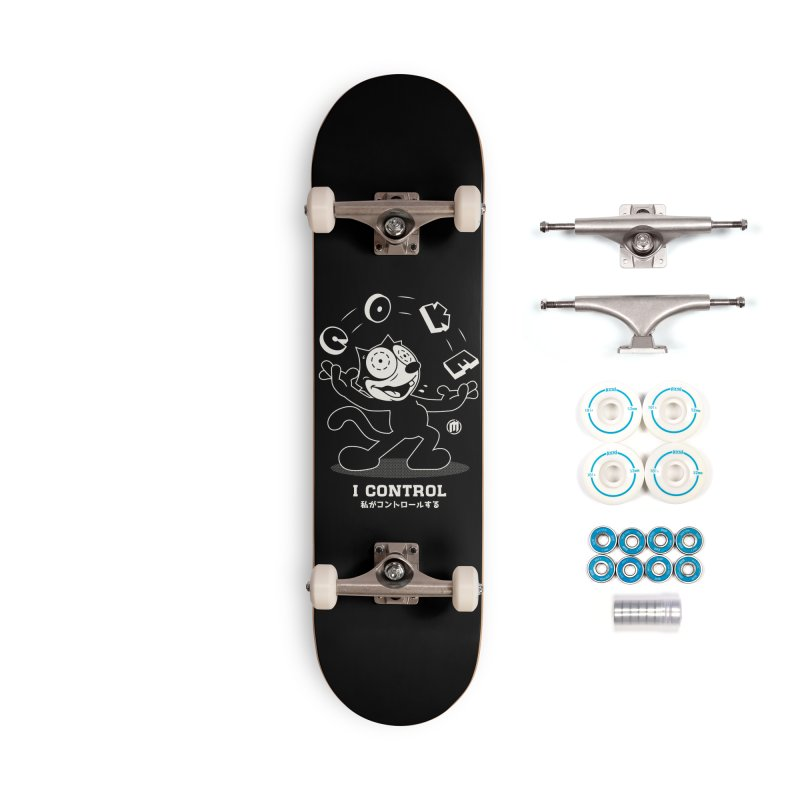 I Control Accessories Complete - Basic Skateboard by MXM — ltd. collection