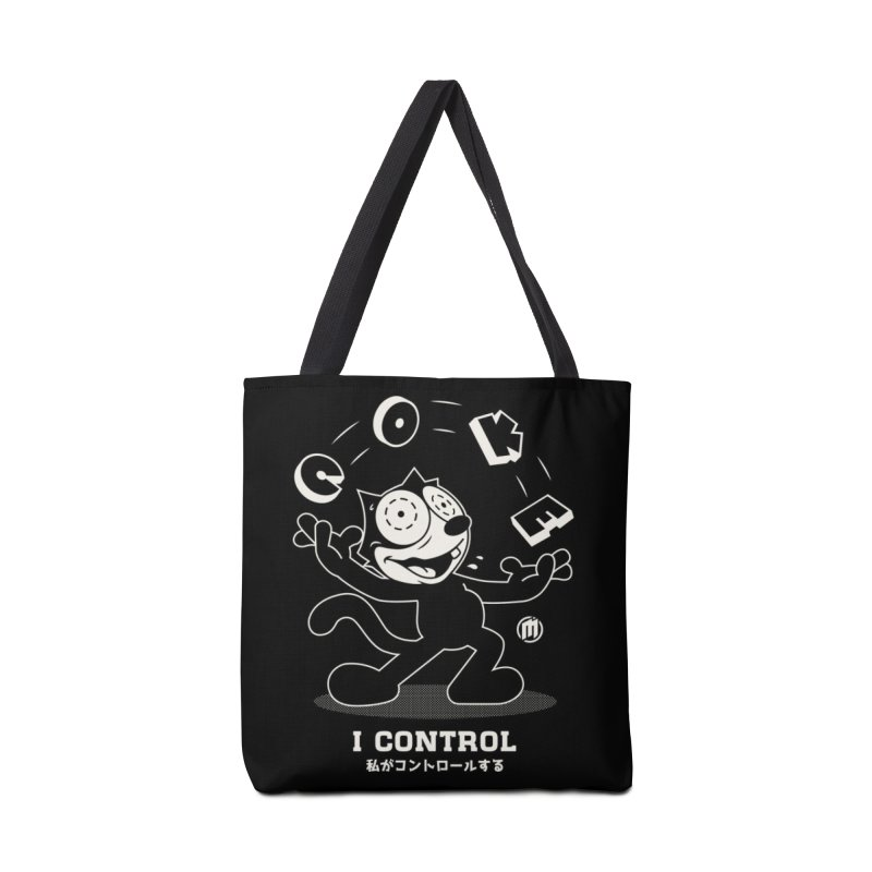I Control Accessories Tote Bag Bag by MXM — ltd. collection