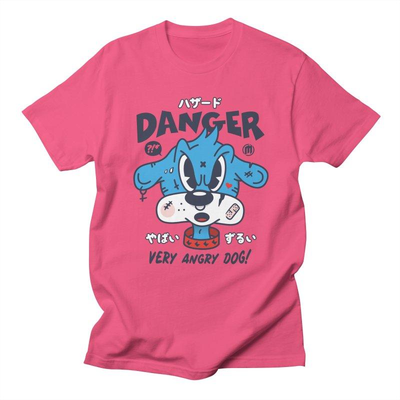 Danger Men's Regular T-Shirt by MXM — ltd. collection