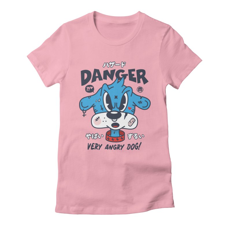 Danger Women's T-Shirt by MXM — ltd. collection
