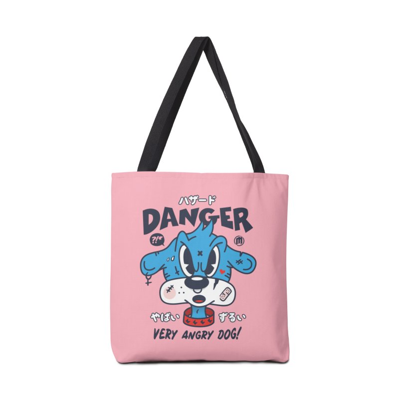 Danger Accessories Tote Bag Bag by MXM — ltd. collection