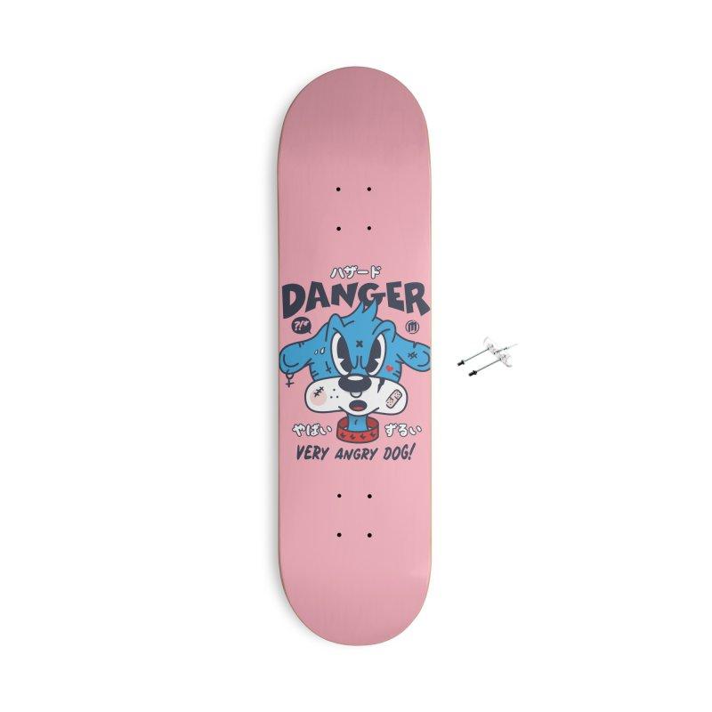 Danger Accessories Skateboard by MXM — ltd. collection