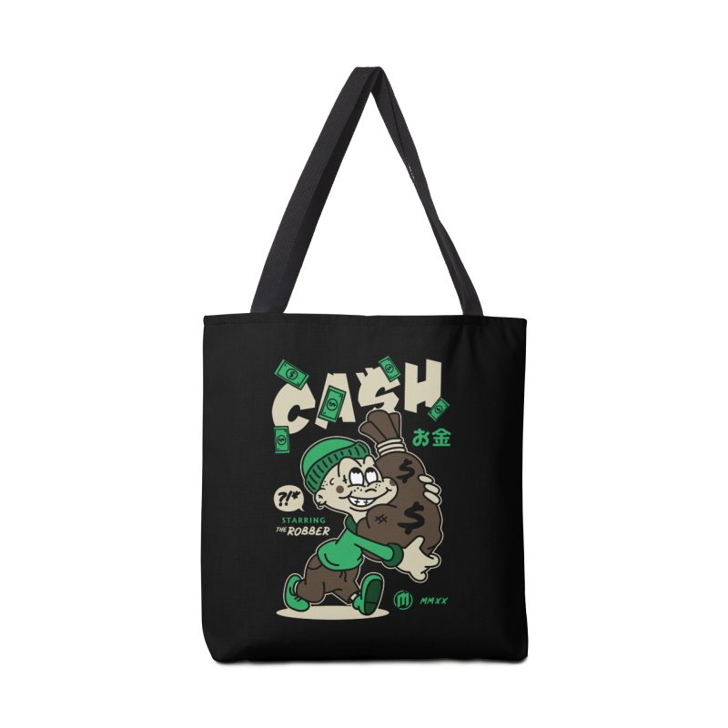 CA$H Accessories Tote Bag Bag by MXM — ltd. collection