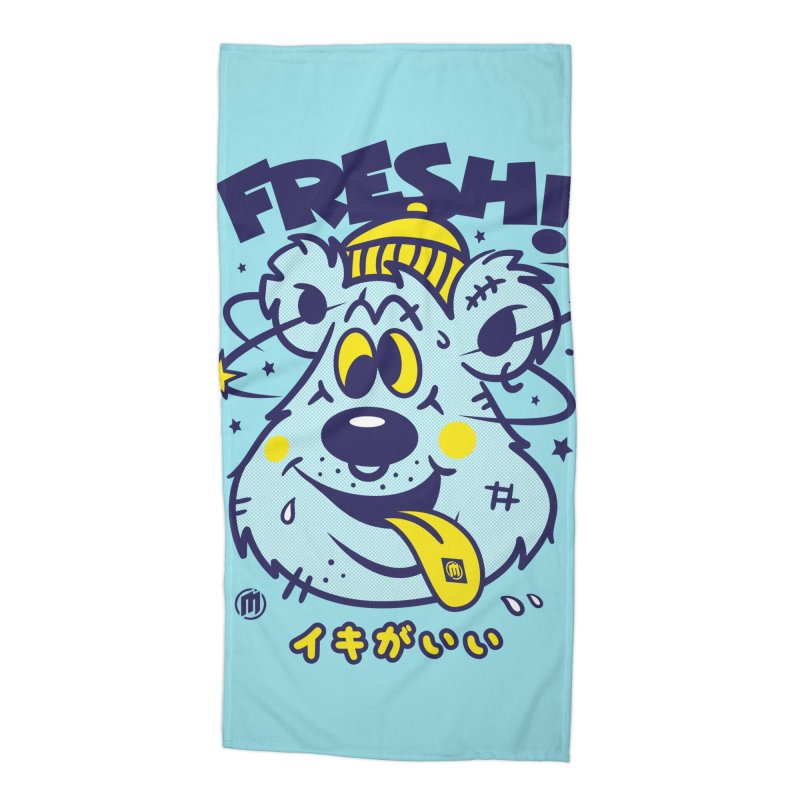 FRE$H Accessories Beach Towel by MXM — ltd. collection