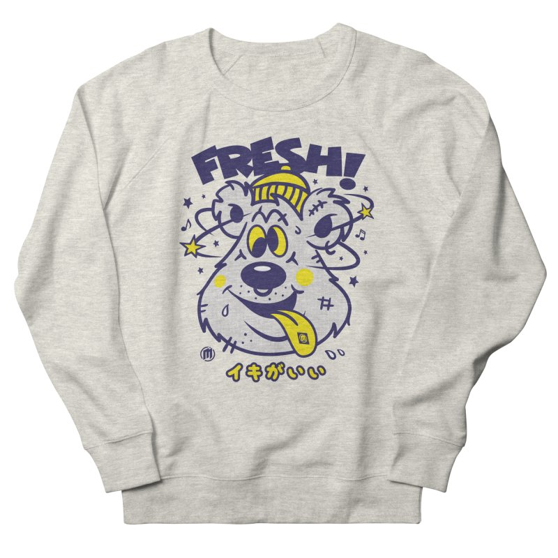 FRE$H Women's French Terry Sweatshirt by MXM — ltd. collection