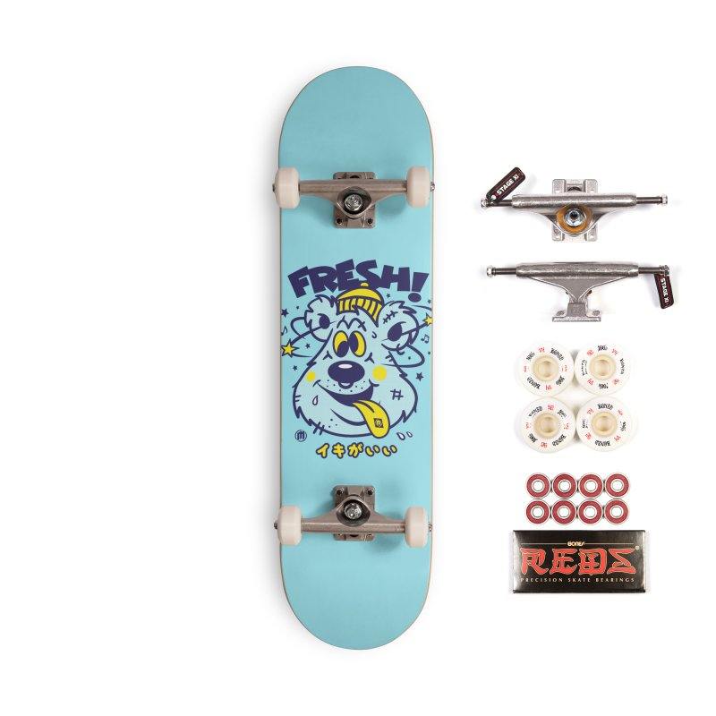 FRE$H Accessories Complete - Pro Skateboard by MXM — ltd. collection