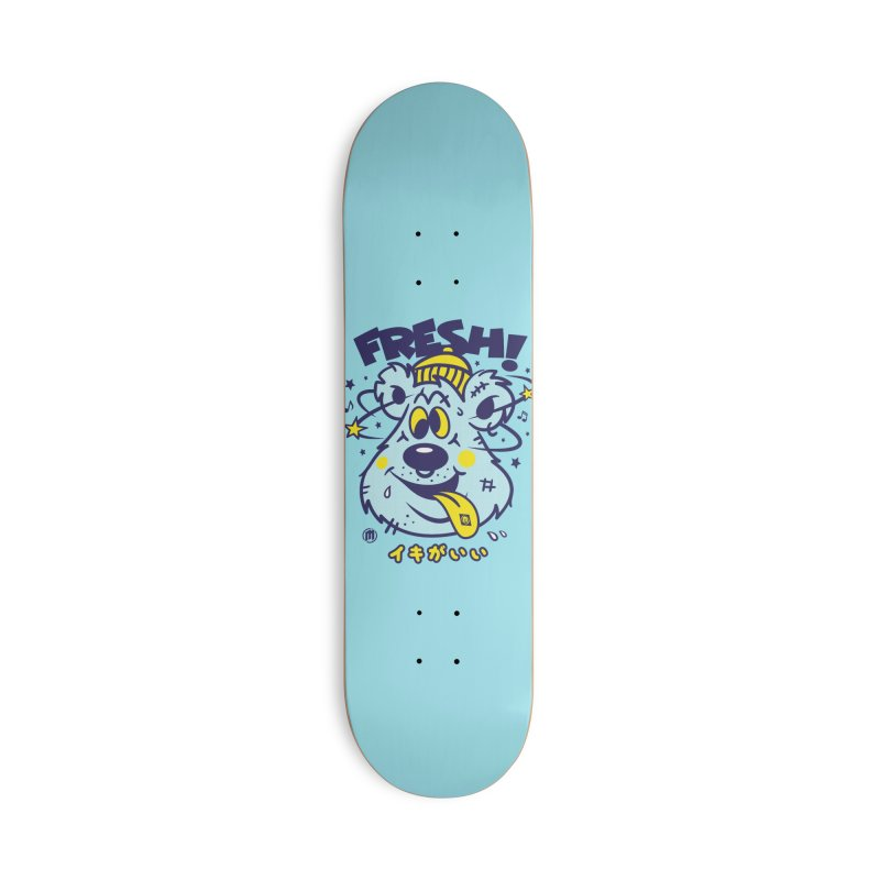 FRE$H Accessories Deck Only Skateboard by MXM — ltd. collection