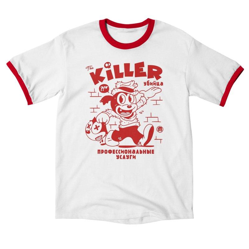 The Killer Men's T-Shirt by MXM — ltd. collection